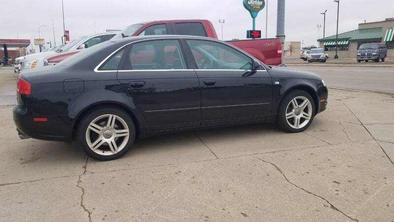 2007 Audi A4 for sale at STERLING MOTORS in Watertown SD