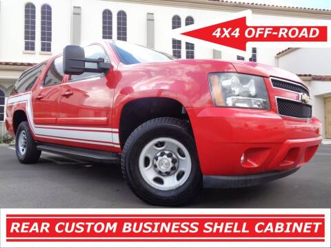 2009 Chevrolet Suburban for sale at ALL STAR TRUCKS INC in Los Angeles CA