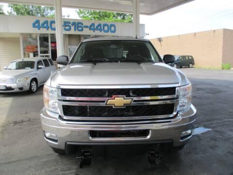 2011 Chevrolet Silverado 2500HD for sale at Elite Auto Sales in Willowick OH