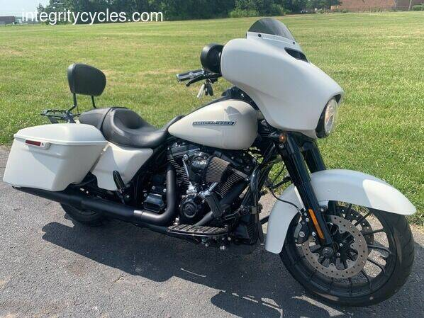 2018 Harley-Davidson STREETGLIDE SPECIAL for sale at INTEGRITY CYCLES LLC in Columbus OH