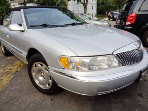 1998 Lincoln Continental for sale at Yosh Motors in Newark NJ