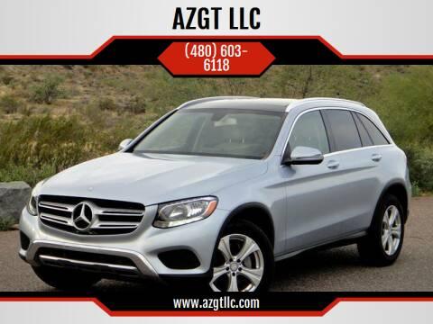 2016 Mercedes-Benz GLC for sale at AZGT LLC in Phoenix AZ