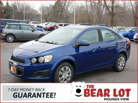 2013 Chevrolet Sonic for sale at Rydell Auto Outlet in Mounds View MN