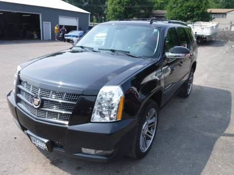 2013 Cadillac Escalade for sale at J & K Auto - J and K in Saint Bonifacius MN