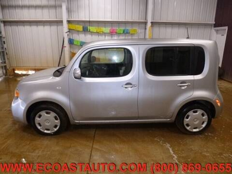 2010 Nissan cube for sale at East Coast Auto Source Inc. in Bedford VA