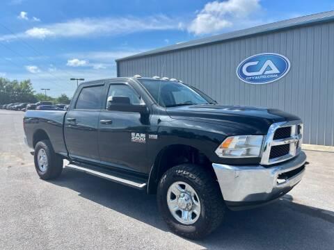 2016 RAM Ram Pickup 3500 for sale at City Auto in Murfreesboro TN