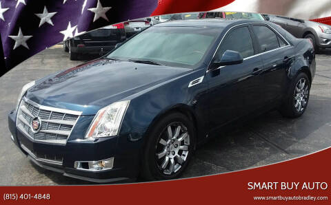 2008 Cadillac CTS for sale at Smart Buy Auto in Bradley IL