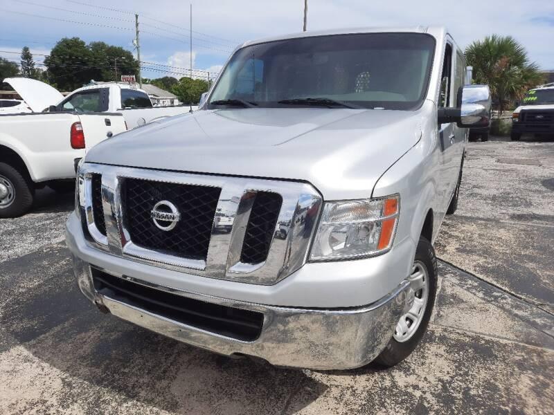 2012 Nissan NV Cargo for sale in Largo, FL