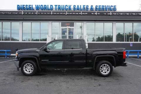 2014 GMC Sierra 1500 for sale at Diesel World Truck Sales in Plaistow NH