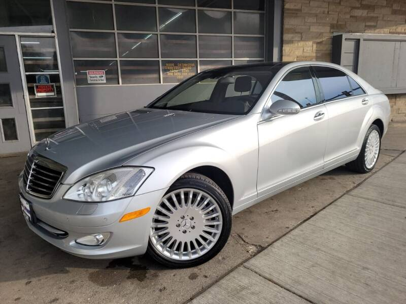 2007 Mercedes-Benz S-Class for sale at Car Planet Inc. in Milwaukee WI