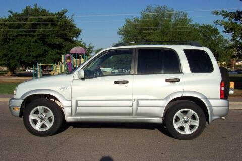 2003 Suzuki Grand Vitara for sale at Park N Sell Express in Las Cruces NM