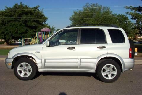 2003 Suzuki Grand Vitara for sale at Park N Sell Express in Las Cruces NM