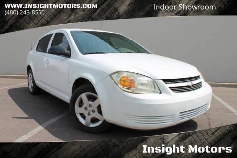 2007 Chevrolet Cobalt for sale at Insight Motors in Tempe AZ