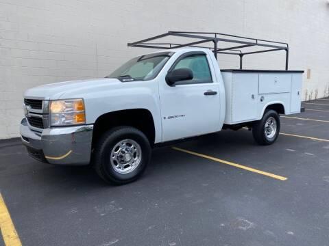 2009 Chevrolet Silverado 2500HD for sale at Heavy Metal Automotive LLC in Anniston AL