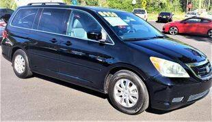 2010 Honda Odyssey for sale at AMG Automotive Group in Cumming GA