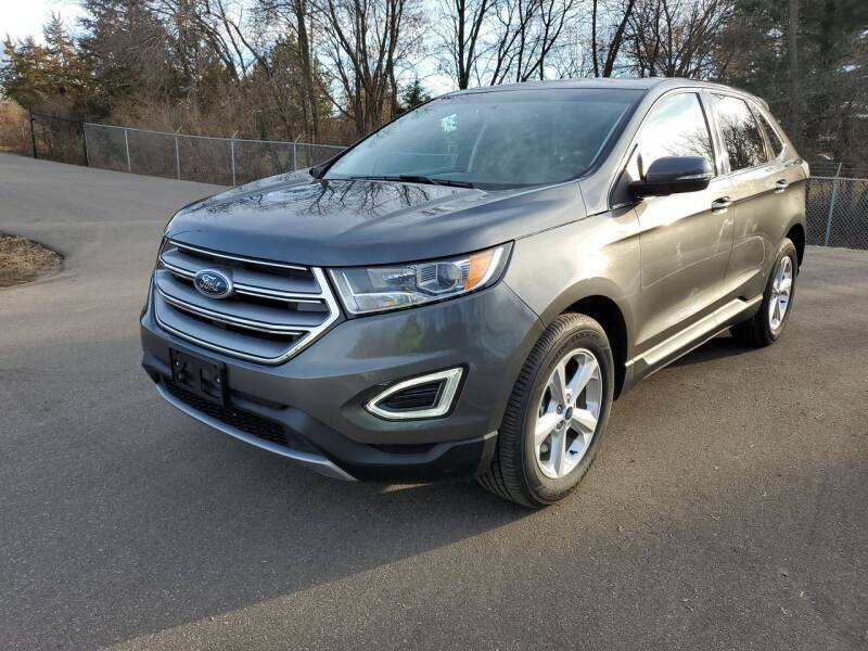 2017 Ford Edge for sale at Ace Auto in Jordan MN