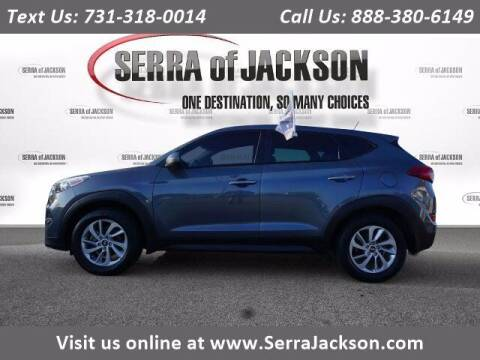 2017 Hyundai Tucson for sale at Serra Of Jackson in Jackson TN