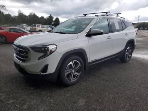 2018 GMC Terrain for sale at Strosnider Chevrolet in Hopewell VA