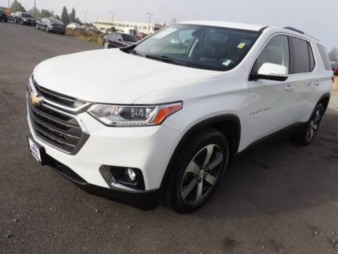 2018 Chevrolet Traverse for sale at Karmart in Burlington WA