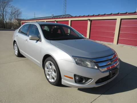 2010 Ford Fusion for sale at Perfection Auto Detailing & Wheels in Bloomington IL