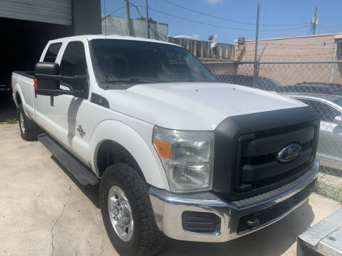 2012 Ford F-350 Super Duty for sale at Eden Cars Inc in Hollywood FL
