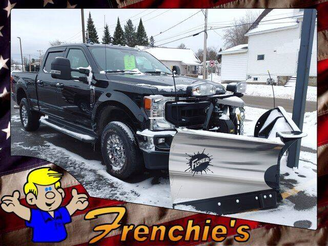 2020 Ford F-250 Super Duty for sale at Frenchie's Chevrolet and Selects in Massena NY