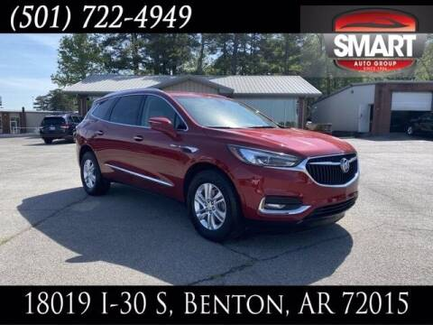 2018 Buick Enclave for sale at Smart Auto Sales of Benton in Benton AR
