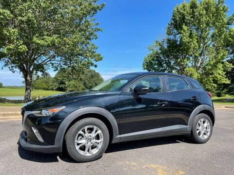 2016 Mazda CX-3 for sale at LAMB MOTORS INC in Hamilton AL