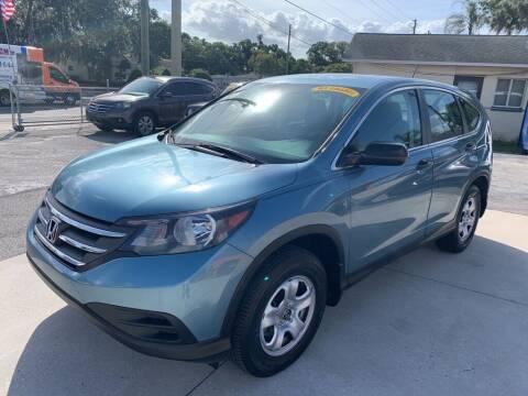 2014 Honda CR-V for sale at Galaxy Auto Service, Inc. in Orlando FL
