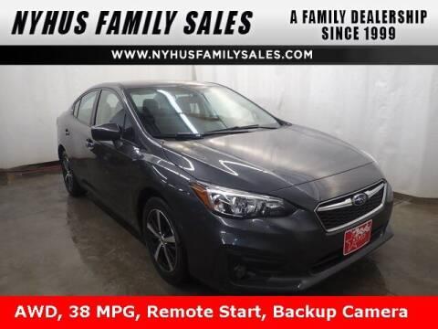 2019 Subaru Impreza for sale at Nyhus Family Sales in Perham MN