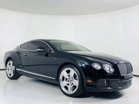 2015 Bentley Continental for sale at Luxury Auto Collection in Scottsdale AZ