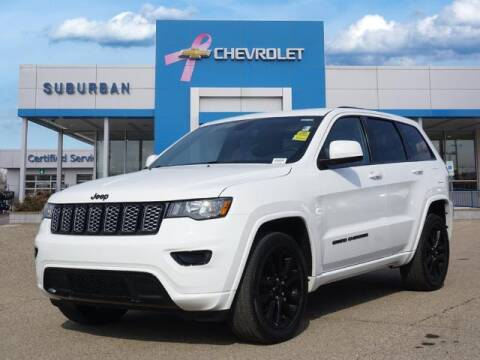 2018 Jeep Grand Cherokee for sale at Suburban Chevrolet of Ann Arbor in Ann Arbor MI