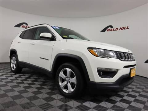 2018 Jeep Compass for sale at Bald Hill Kia in Warwick RI