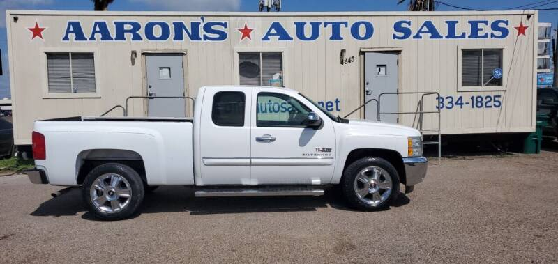 2013 Chevrolet Silverado 1500 for sale at Aaron's Auto Sales in Corpus Christi TX