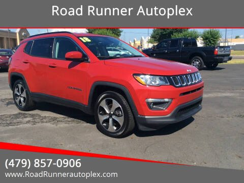 2018 Jeep Compass for sale at Road Runner Autoplex in Russellville AR