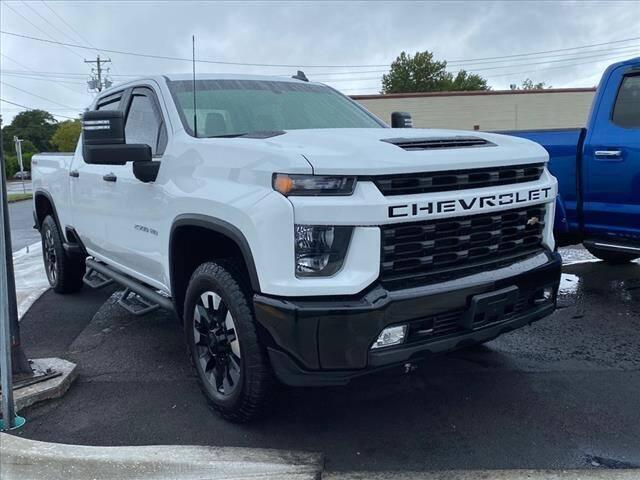 2020 Chevrolet Silverado 2500HD for sale at Messick's Auto Sales in Salisbury MD