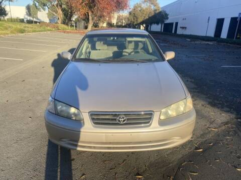 2001 Toyota Camry for sale at Sanchez Auto Sales in Newark CA