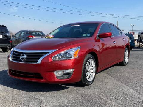 2014 Nissan Altima for sale at Clear Choice Auto Sales in Mechanicsburg PA