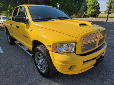 2005 Dodge Ram Pickup 1500 for sale at Red Rock's Autos in Denver CO