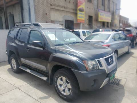 2011 Nissan Xterra for sale at Express Auto Sales in Los Angeles CA