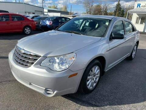 2010 Chrysler Sebring for sale at RABI AUTO SALES LLC in Garden City ID