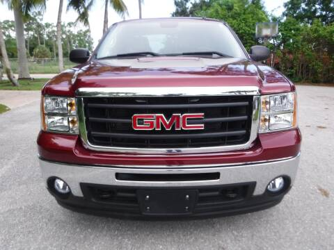 2009 GMC Sierra 1500 for sale at Seven Mile Motors, Inc. in Naples FL