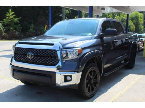 2019 Toyota Tundra for sale at Inline Auto Sales in Fuquay Varina NC