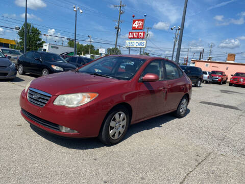 2008 Hyundai Elantra for sale at 4th Street Auto in Louisville KY