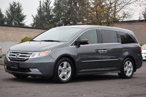 2013 Honda Odyssey for sale at Beaverton Auto Wholesale LLC in Aloha OR