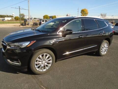 2018 Buick Enclave for sale at SWENSON MOTORS in Gaylord MN