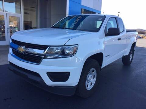 2018 Chevrolet Colorado for sale at Jones Chevrolet Buick Cadillac in Richland Center WI