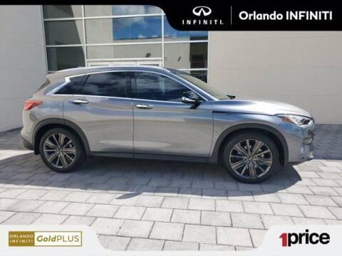 2020 Infiniti QX50 for sale at Orlando Infiniti in Orlando FL