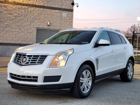 2015 Cadillac SRX for sale at FAYAD AUTOMOTIVE GROUP in Pittsburgh PA
