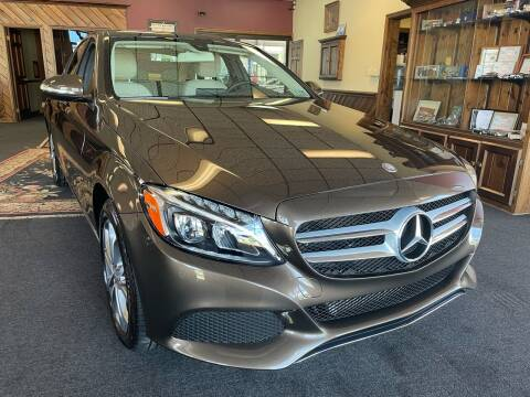 2015 Mercedes-Benz C-Class for sale at John Warne Motors in Canonsburg PA